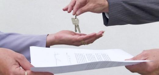 Pokój do wynajęcia - klucze i umowa